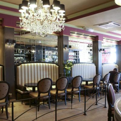IG Siege de Liffol Café de Paris par Henryot & Cie