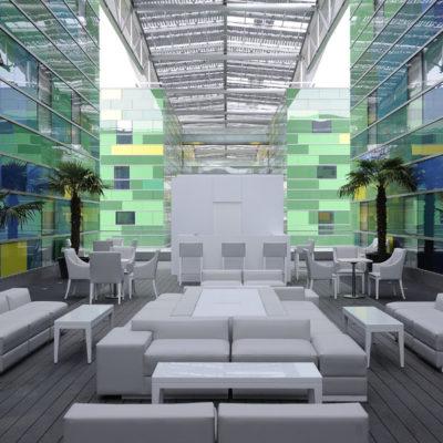 Ig SIege de Liffol : Hôtel Centro del Mon par Henryot & Cie