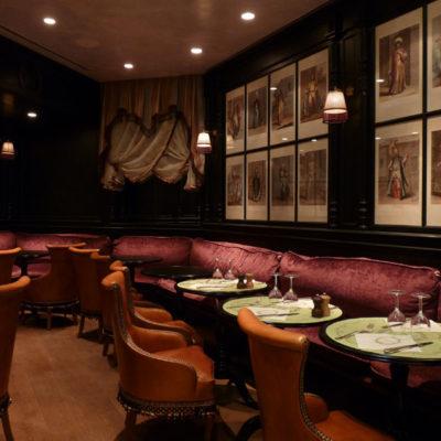 IG Siège de Liffol Restaurant Ladurée Haussmann par Henryot & Cie