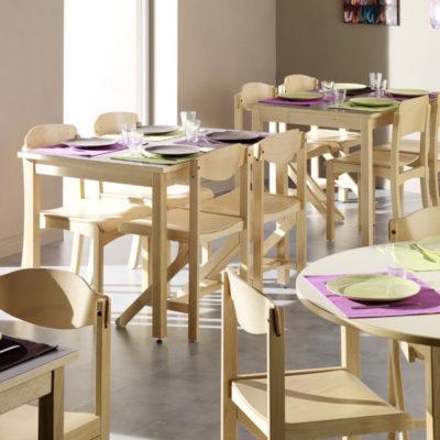 IG SIège de Liffol : Restaurant Pauline par T Mobilier