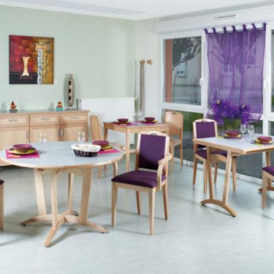 IG Siege de Liffol Restaurant de collectivité par T Mobilier