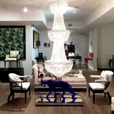 IG Siège de Liffol Show room Maison Montaigne par Henryot & Cie